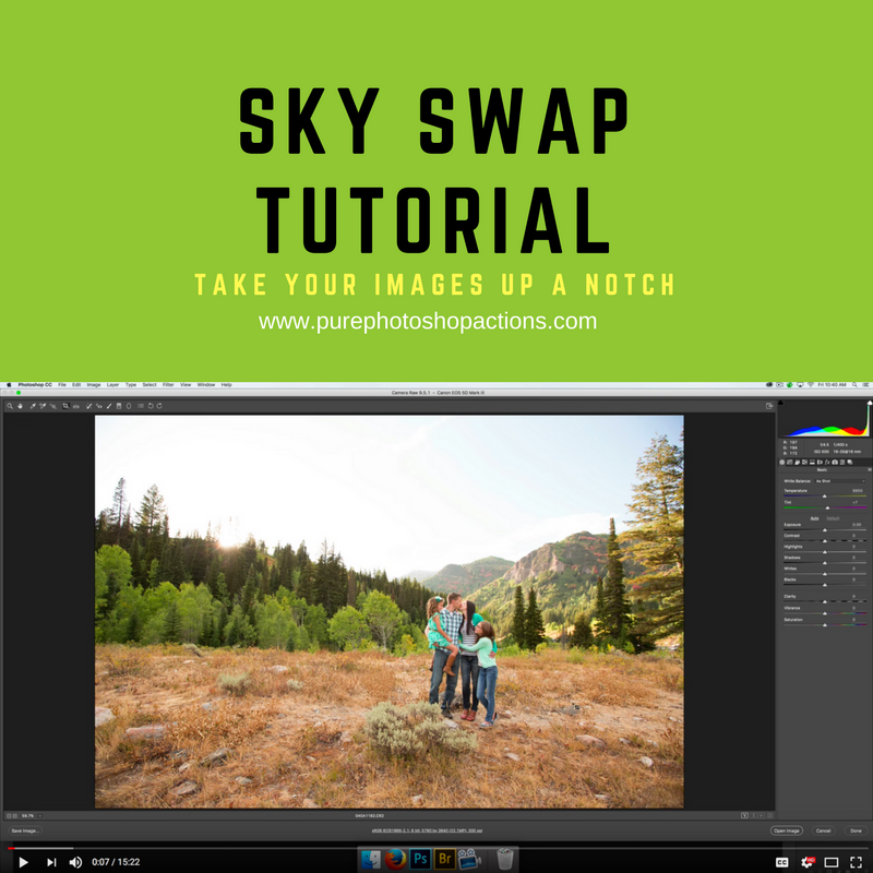 Sky Swap Tutorial/Edit