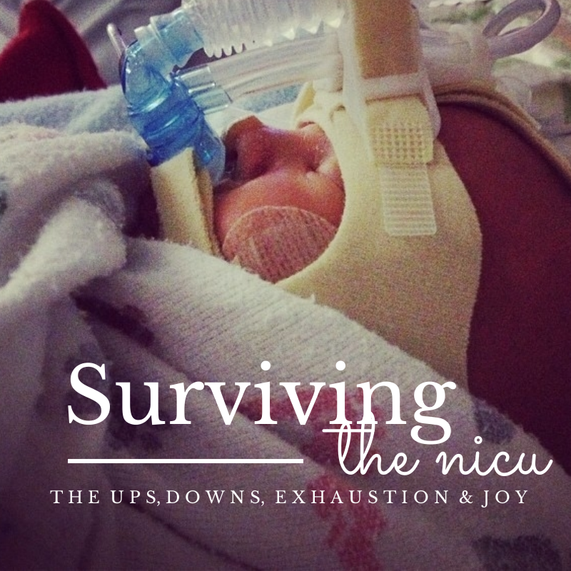 Surviving Life in the NICU
