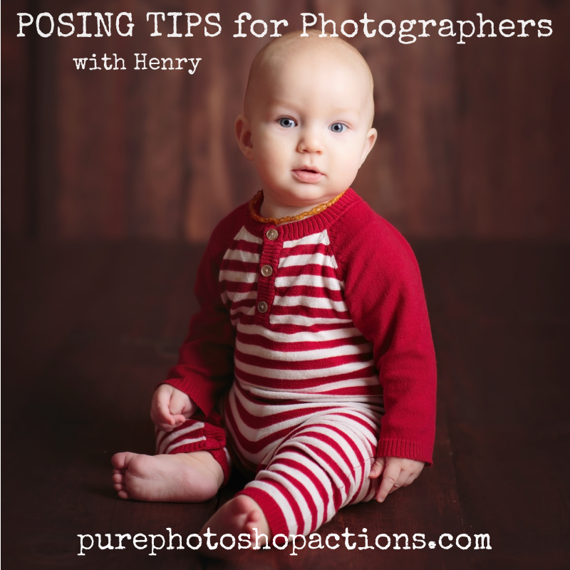 Posing Tips for Photographers with Henry